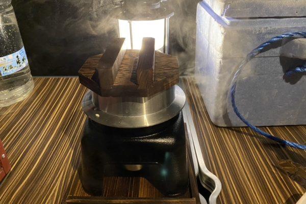 【キャンプで炊飯】固形燃料と釜で炊いて激ウマだった件